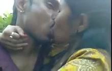 Horny Indian lovers having fun